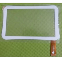 Free shipping 7inch ZHC-Q8-057A RK3028 ANDROID a9 x2 TurboKids star s2 tablet touch screen digitizer glass replacement for MID