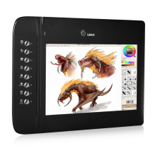 "UGEE M1000L 10""x6"" USB Drawing Graphic Tablet Board With Cordless Digital Pen 2048 Levels Pen Graphic Tablet For Windows"
