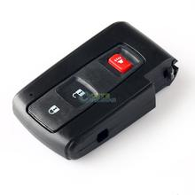 For TOYOTA PRIUS 2004-2009 SMART KEY REMOTE FOB Case key Shell 2+1 Buttons(China)