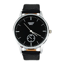 New Luxury Fashion Man Woman Quartz Electronic Analog Faux Leather Band Strip Wrist Watch Casual Cool Watch Brand for lover