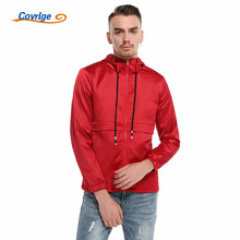 Covrlge 2018 New Jacket Men Fashion Mens Spring Jacket Casual Slim Fit Outerwear High Quality Men's Jackets and Coats MWJ083(China)