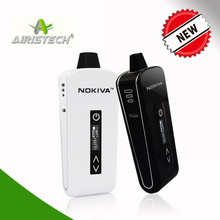 Buy 2pcs/lot Original Dry Herb Vaporizer Electronic Cigarette Airistech Nokiva E Cigarette OLED Touch Screen Vape Herbal e-cigarette for $96.89 in AliExpress store