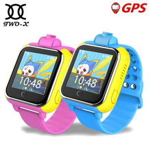 3G smart baby watch JM13 gps tracker for kid Wifi Position Support Sim Card with Rotatable Camera Remote Monitor pk Q90 Q80 Q50