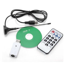 1Pc RTL2832U USB DVB-T RTL-SDR + Digital TV Stick R820T Tuner Receptor