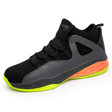 2017 Original  Basketball Shoes for Men Rubber Athletic Trainers Lace Up Brand Men Basketball Shoes Mens Boots Cheap Sneakers