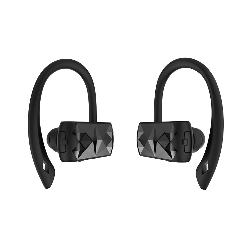 TWS Wireless Enhanced Bluetooth V4.2 Earphone Portable Binaural Sport Running no cable with Built in Mic for Android IOS Phones<br>