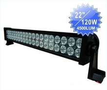 "Factory Sale 22"" inch 120W Offroad LED Bar Working Light 120 Watt LED Off Road Light Work lamp ATV SUV 4WD Farming Fishing"