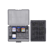 Black 18 in 1 Game Memory Card Case Holder Storage Box for Sony PS Vita PSV Best