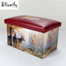 Multi-functional Storage Box Two Capacity Storage Chair Toys Clothing Organizer Sundries Storage StoolAn Australian in China(China)