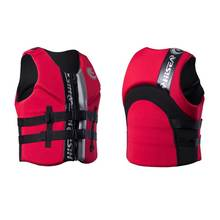 Life Vest Neoprene Suitalbe for Adult /Youth Men and Women Belt and Zipper S to 3XL XXXL Over 100kg(China)