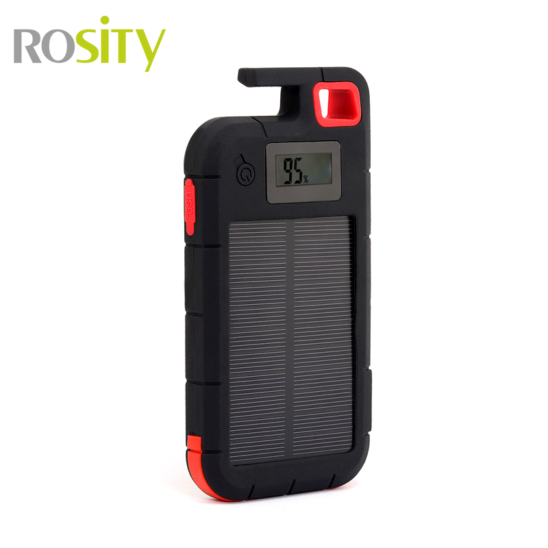 ROSITY New power bank 20000 mah Portable Charger b...