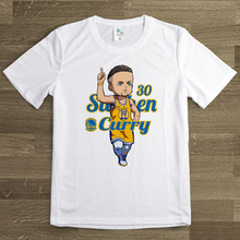 SYNSLOVEN Men design short sleeve t-shirt Basketball Jersey top warriors no.30 stephen curry Sport clothing Breathable plus size(China)