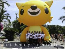 giant Inflatable lion mascot party
