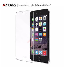 Buy Bupuda 9H 0.25mm Ultra-thin Protective Tempered Glass iPhone X 10 8 7 6 6s Plus Screen Protector iPhone 5s 4 Glass Film for $1.26 in AliExpress store