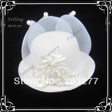 Free shipping!! Wholesale 12pcs/lot Wedding  Mini Top Hat  Wedding Accessory  hair accessory