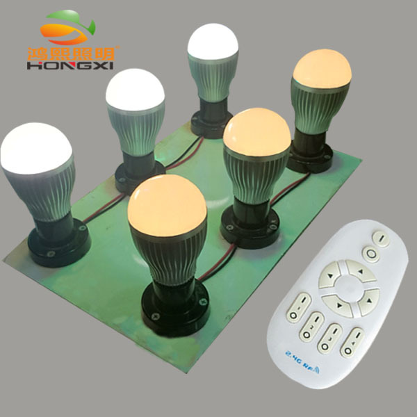 IPROLED 8W CCT dimmable led bulb parts work with CCT remote<br><br>Aliexpress