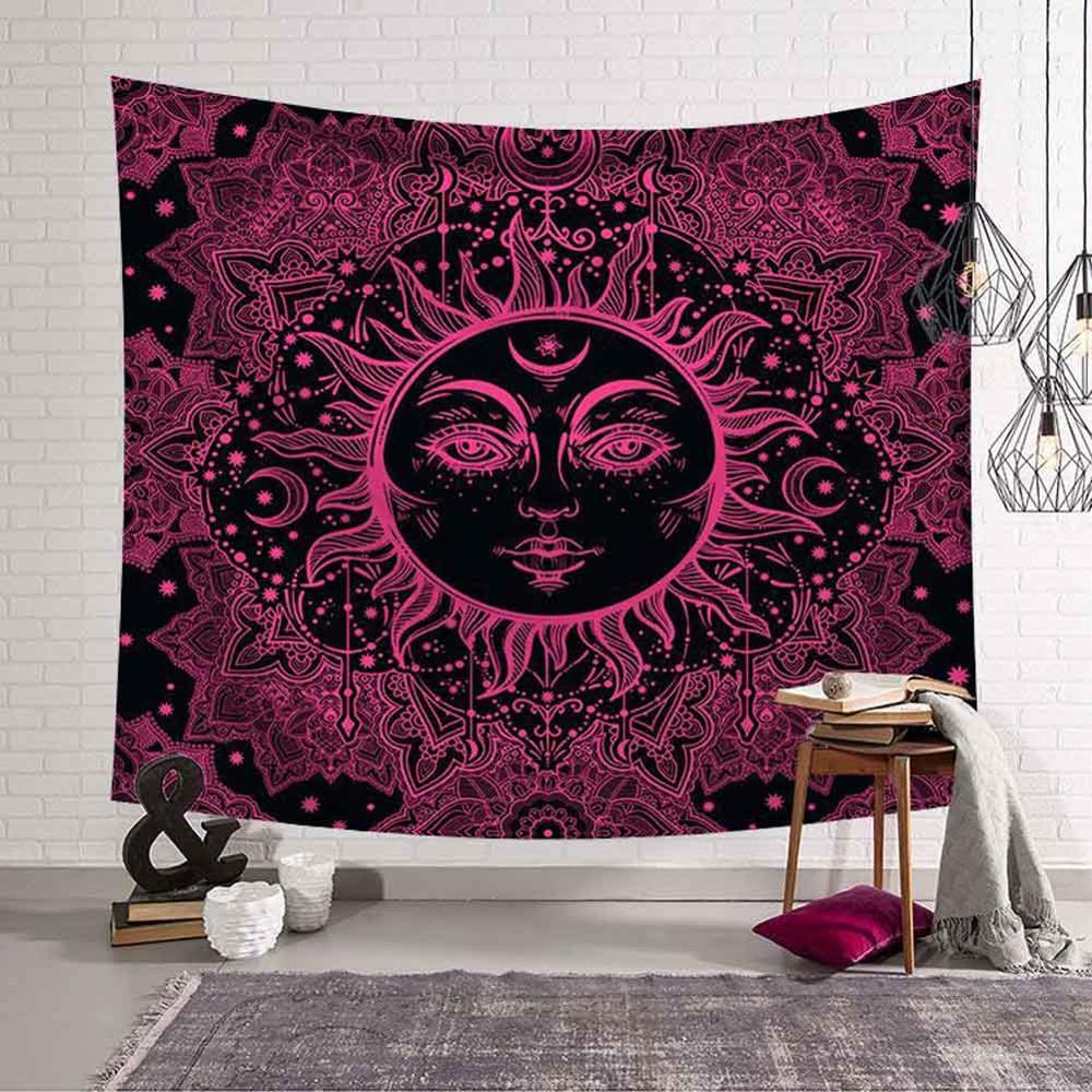 GT8076-5 Sun and Moon Tapestry