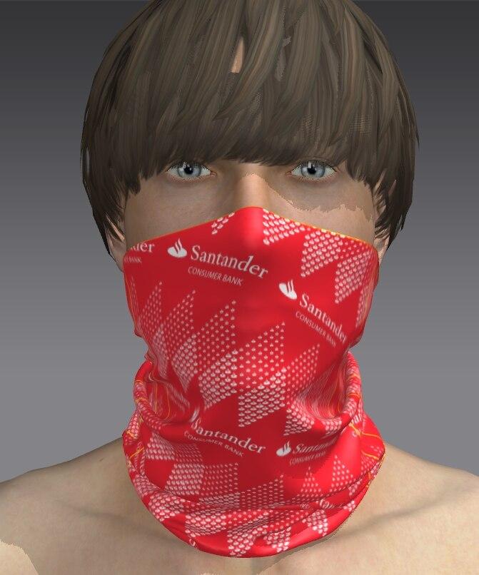 promo of bandana supplier in blazchckha