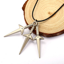 New UZUMAKI NARUTO  Necklaces&pendants Personal Anime  Necklace Women Men Fashion Jewelry HC11658