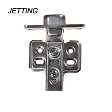 JETTING KITCHEN CABINET CUPBOARD WARDROBE STANDARD HINGES FLUSH DOOR 35mm Hot