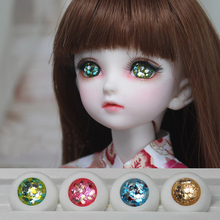 1 Pair 1/3 1/4 1/6 BJD eyes 14mm 16mm 18mm Acrylic Doll Eyes For Dolls Accessories Toy