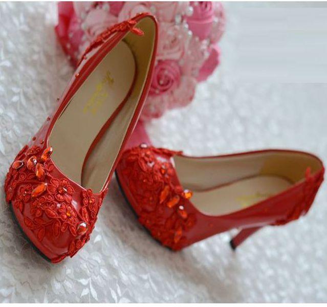 High heeled 8.5cm heel pumps shoes for women red, PR1861 fashion design new arrival female womens party proms dress pumps shoe<br>