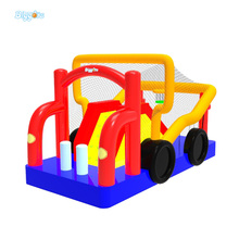 Free Shipping Inflatable Bouncer Inflatable Combo Bouncer Slide