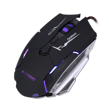 USB Wired Gaming Mause Optical 8000DPI 7 Buttons Mice Games Computer PC Steelseries Mouse with Led Backlight for Pro Gamer