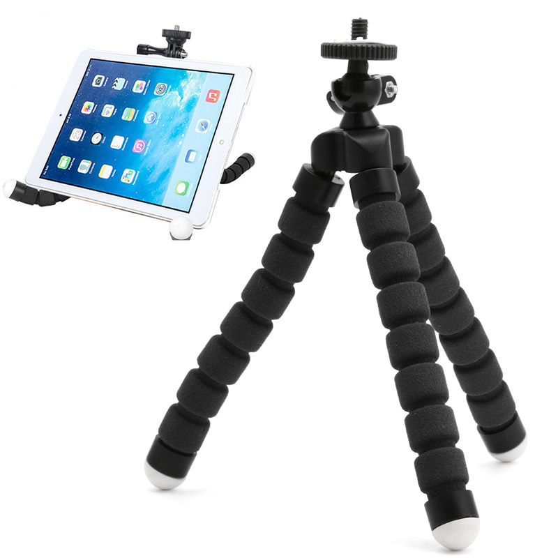 Hot Selling Flexible Tripod Stand Gorilla Monopod Mount Holder Octopus For GoPro Camera jul18(China (Mainland))