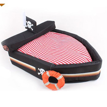 Corsair dog cat pet pirate Kennel autumn and winter warm pet ped Poodle Dog Bichon Pomeranian Teddy nest kennel bed for dogs