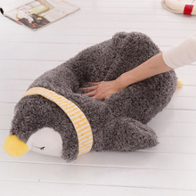 Baby Penguin Plush Toy Doll Sleep Pillow Children Girlfriend Birthday Gift Stuffed Animals Kawaii Cute Cushion Brinquedos(China)