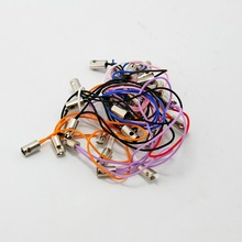 New Arrivals Phone Strap 30pcs/lot Assorted Random Mixed Color Phone Accessories Rope Wire Cord jewelry findings for DIY Fashion