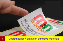 Professional custom-made Label Paper printing Provide self-adhesive printing Various sizes Need OEM Please inquiry to our(China)