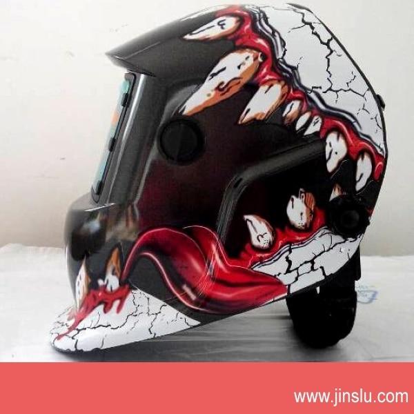 KM-1600 Welding Mask ARC TIG MIG Weld Solar Auto Darkening Helmet<br><br>Aliexpress