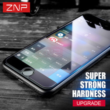 Buy ZNP Glass iPhone 7 7 PLUS 2.5D 9H Premium Tempered Glass Screen Protector iPhone 6 6S Toughened Protective Film 4.7 inch for $1.19 in AliExpress store