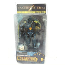 Movie Pacific Rim NECA  Action Figure Jaeger Mech Crimson Typhoon Gipsy Danger Coyote Tango Cherno Alpha Striker Eureka 5 styles