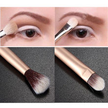 Beauty Makeup Eye Powder Foundation Eyeshadow Blending Double Ended Brush Pen