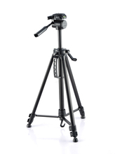 KT-2015 Aluminum Tripod Travel 3 Way Head Portable for Nikon Sony Canon DSLR Camera(China)