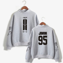 Buy Fashion BTS K-pop Love Capless Hoodie ARMY Women Bangtan Boys Female Fans Capless Sweatshirt Hoodies Casual Clothes for $12.66 in AliExpress store