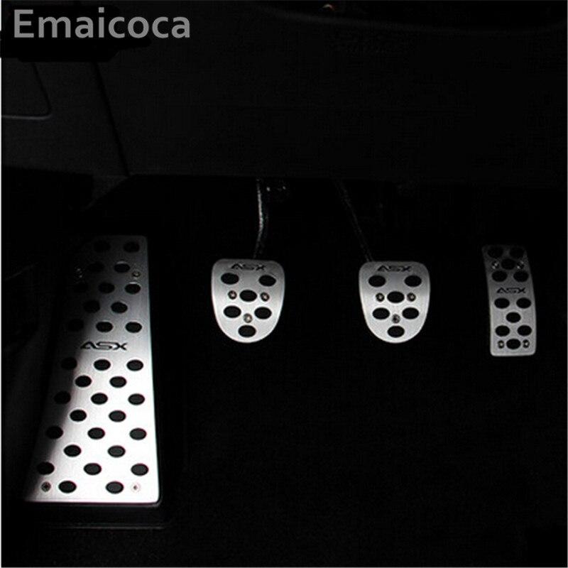 Car Gas Brake Pedal AT pedal for Mitsubishi Outlander ASX Lancer EX