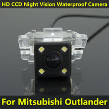 For Mitsubishi Outlander 2003 2004 2005 2006 2007 2008 2009 2012 Car CCD Night Vision Backup Rear View Camera Waterproof Parking