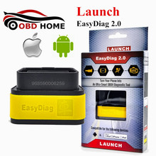 Generic Code Reader Scanner Launch X431 EasyDiag 2.0 Auto Code Scanner OBD2 Launch Easy Diag For Android & IOS 2 in 1