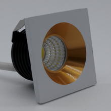 Free Shipping high power 5W mini cob led ceiling downlight led recessed spot lights dimmable led exhibition lamp display light