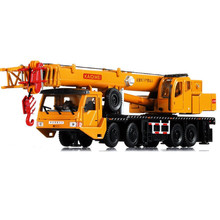 KAIDIWEI 1:55 Die cast Metal +ABS Scale Car Model Toy Delicate Engineering Crane Truck Toy 100% Original Alloy Car Toys