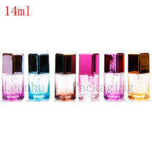 14ML Square Glass Perfume Spray Bottle, Toner/Perfume Container,Glass Perfume Bottles Wholesale,Parfum Women Perfume,Wholesale