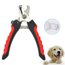 Pet Dog Nail Clippers Trimmer Puppy Cat Nail Clipper Pet Grooming Dog Claw Cutter Trimmer For Animals Dog Cat Supply 30F1(China)