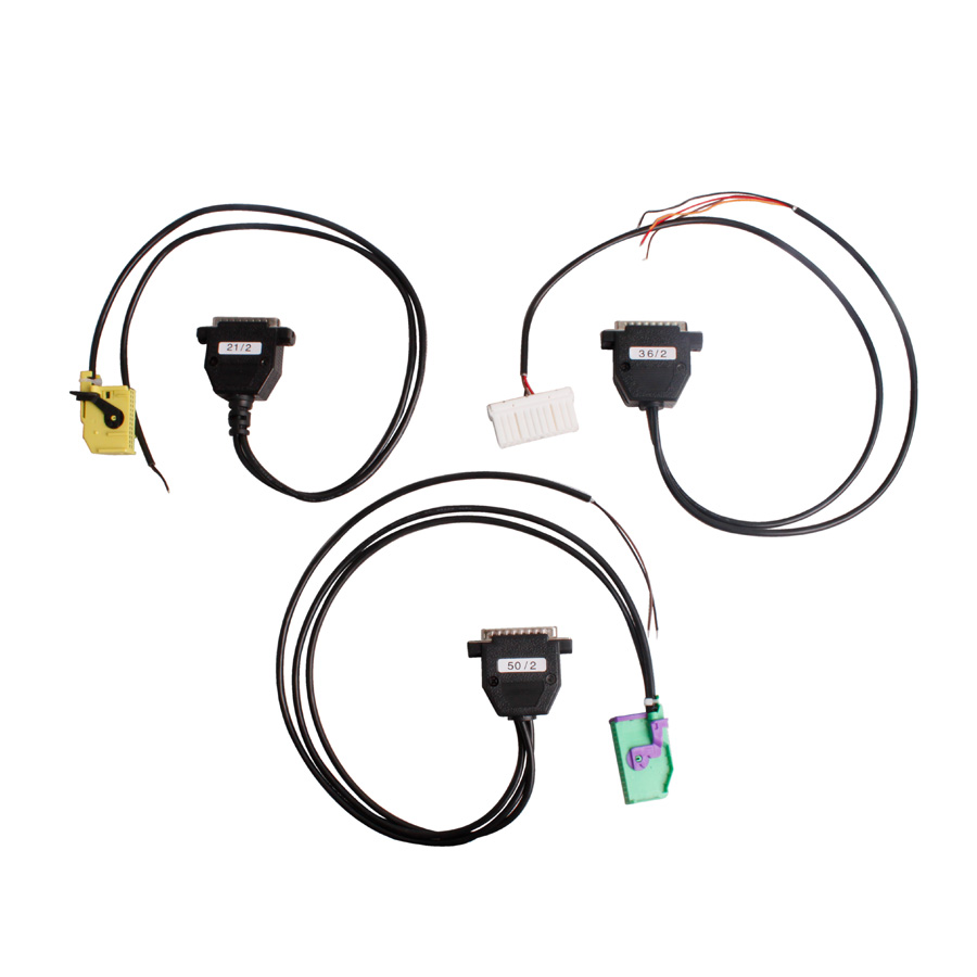 Digiprog III Full Set Cables for Digiprog III Digiprog 3 Odometer Programmer with Fast Shipping (6)