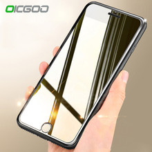 OICGOO 9H Premium Tempered Glass For iphone 6 6S Plus 2.5D Explosion Proof Screen Protector Film For iphone 6 6S plus 6 Glass(China)