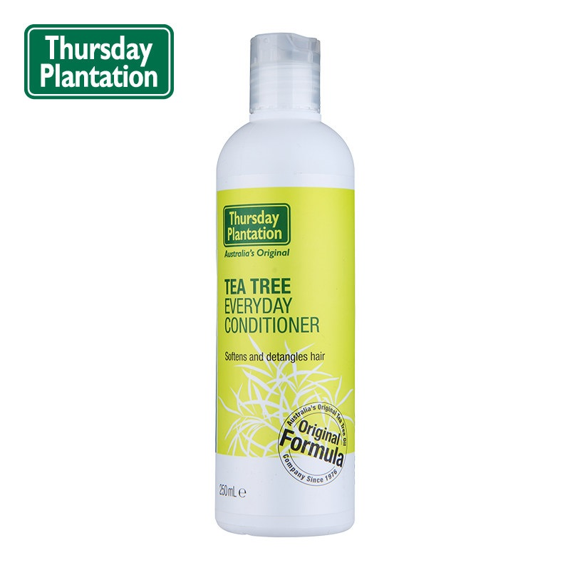 Original Australia Natural Tea Tree Oil Conditioner Soften Detangles Hair Improves Hair Scalp Health Suitable for all hair types<br>