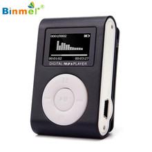 Hot Selling Mini USB Clip MP3 Player LCD Screen Support 32GB Micro SD TF Card Gift Jun 13